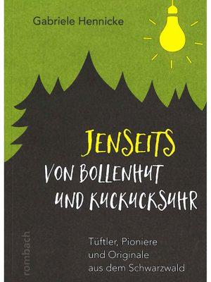 Buch Gabriele Hennicke | Jenseits von Bollenhut und Kuckucksuhr